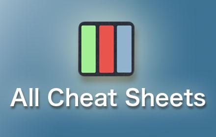 All Cheat Sheet